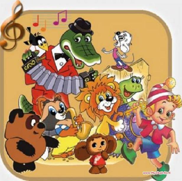 Минус песни из мультфильмов скачать бесплатно mp3