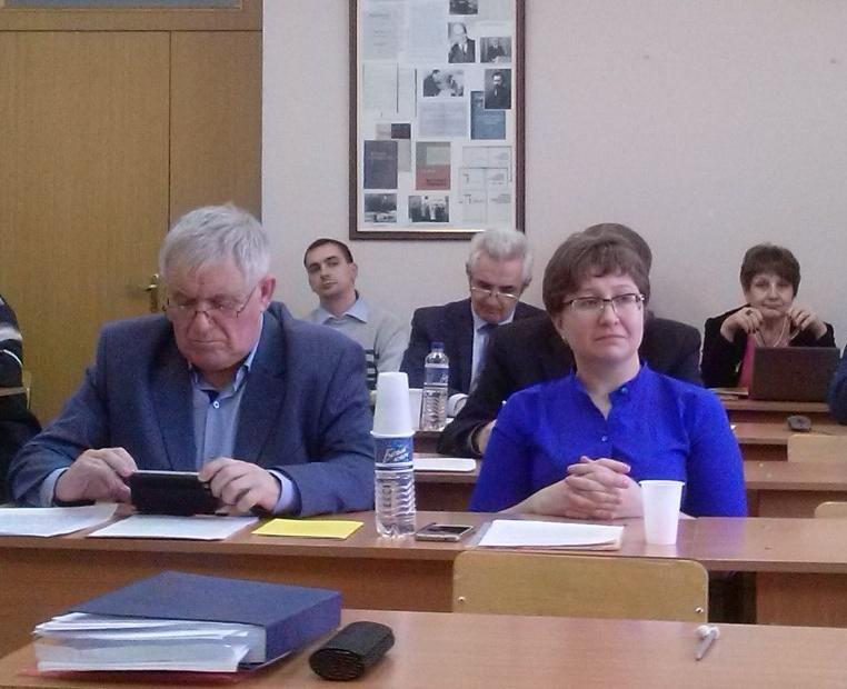 Защищены кандидатские диссертации по проблемам отечественной  20 декабря защищались две аспирантки кафедры отечественной истории и историографии СГУ