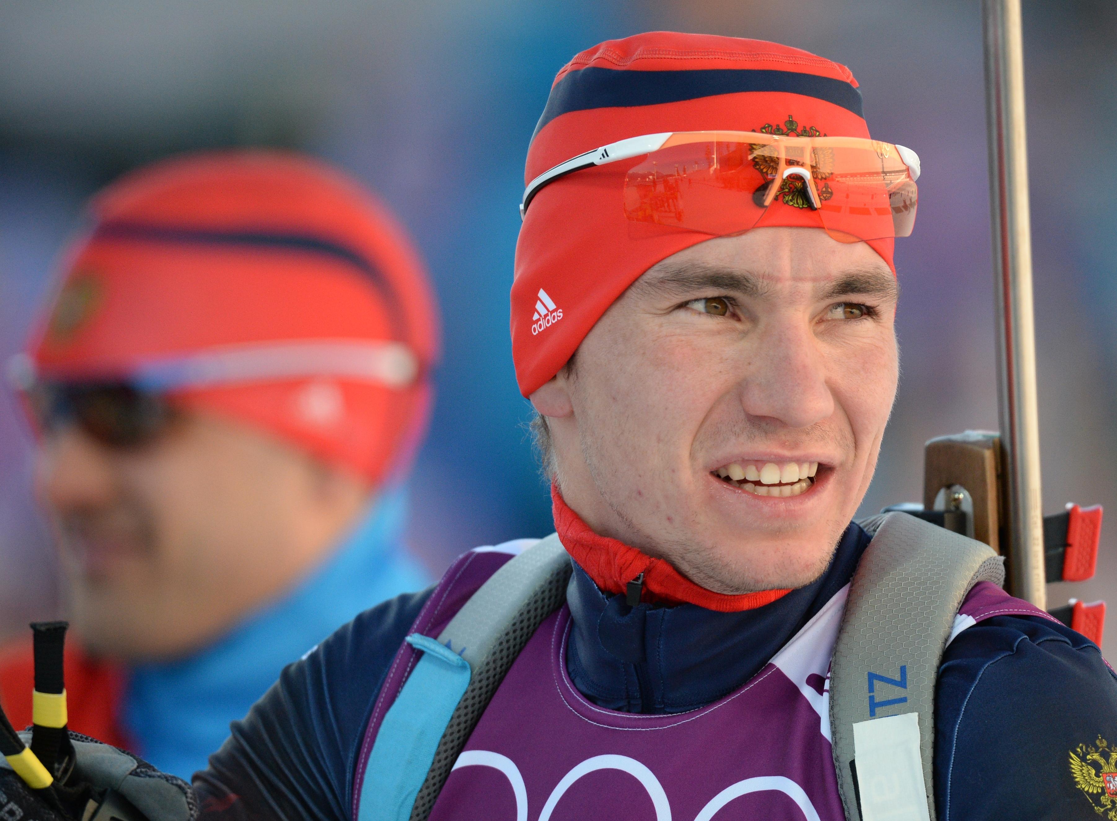 Биатлонист Логинов одержал победу пасьют начемпионате Европы