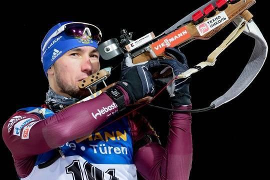 Александр Логинов одержал победу чемпионат Российской Федерации