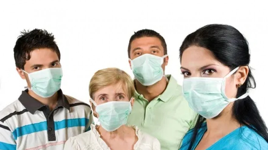 Врач-терапевт здравпункта СГУ ответила на вопросы о медицинских масках |  СГУ - Саратовский государственный университет