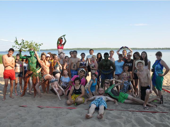 День нептуна в лагере конкурс