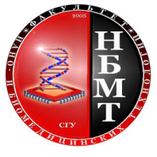 Логотип Факультет нано- и биомедицинских технологий