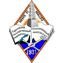 Логотип Геологический факультет