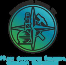 Логотип Геологический колледж