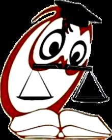 Логотип Юридический факультет