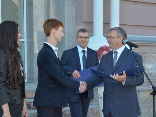 Саратовский государственный университет празднует День знаний