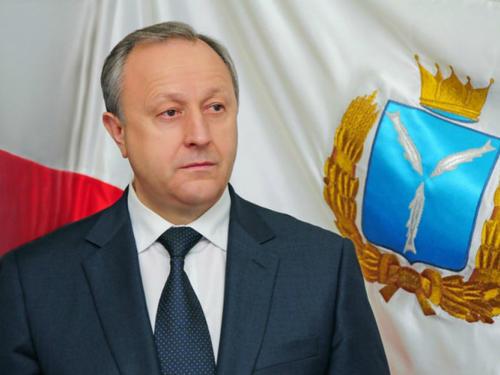 Губернатор В.В. Радаев поздравил коллектив СГУ с Днём знаний