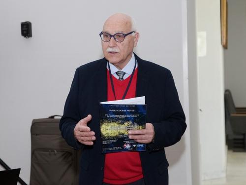 Профессор В.В. Тучин отмечает 75-летие