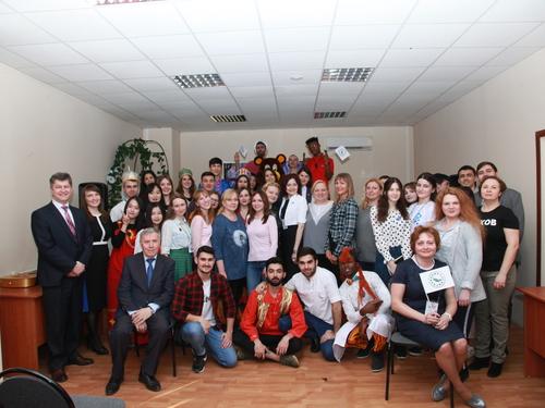Состоялось торжественное закрытие фестиваля «РКИ в СГУ»