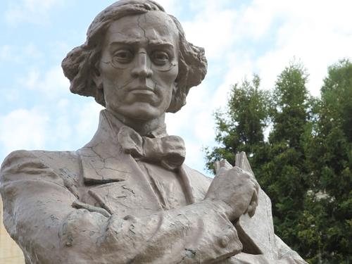 Саратовский университет отмечает день рождения Н.Г. Чернышевского