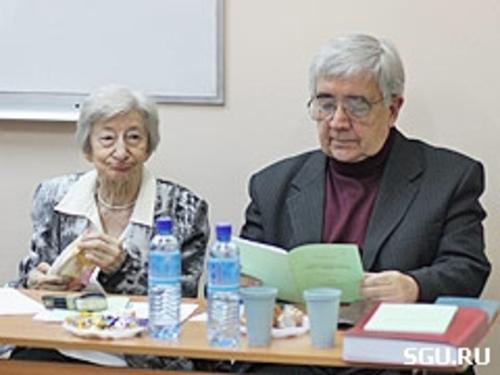 В ИФиЖ состоялась защита докторской диссертации СГУ  В ИФиЖ состоялась защита докторской диссертации