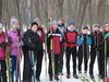 На лыжной базе СГУ прошла ежегодная «Университетская снежинка»