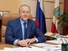 Губернатор В.В. Радаев поздравляет студентов с праздником