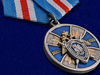 Freshman of College of Radioelectronics, SSU, Awarded with Medal for Bravery